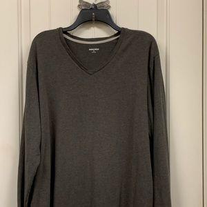NWOT Rough Dress long-sleeve t-shirt